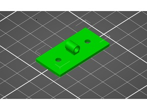 Wall mount ptfe tube/filament holder for MMU2