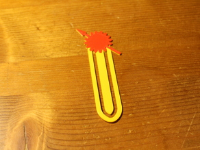 Game of Thrones House Martell Bookmark