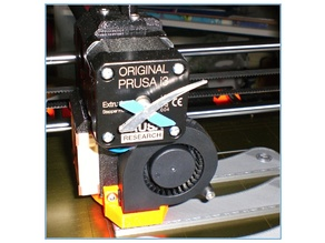 SpaceX Extruder Indicator
