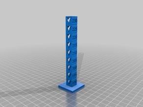 Travis Fletcher's PLA 190-230 Temp Calibration Tower