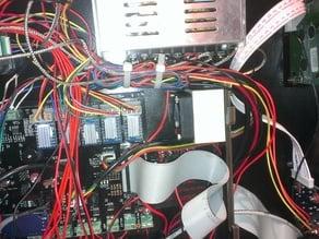 CTC cooling fan bracket
