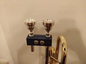 Trumpet Practice Adapter