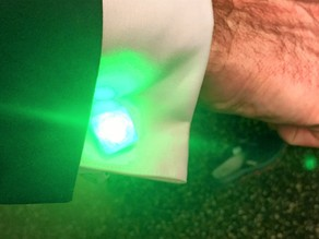 Illuminated Cufflinks