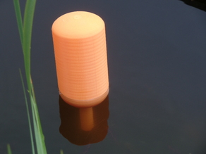 Buoy for RC Sailing (straight)