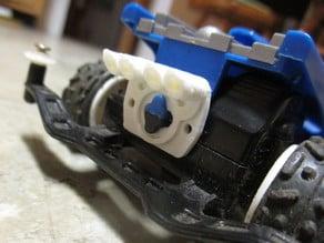 Bandai Super Hyper Racer 4WD Body Clip