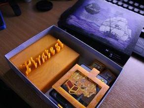 Pirates! Box organizer