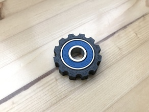 Single Cog Spinner