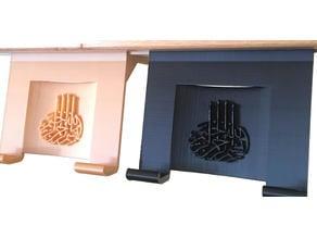 Kitchen Phone Stand Bismillah (Arabic Caligraphy)
