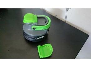 Avex water bottle cap
