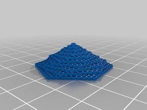 Rotating Hexagonal Grid Thing
