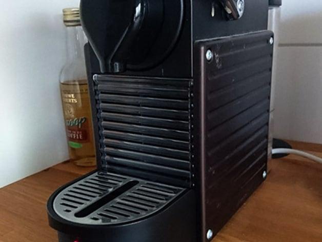 Krups Nespresso Pixie Yy Machine  Ef Bf Bd Caf Ef Bf Bd Rouge  Ef Bf Bdlectrique
