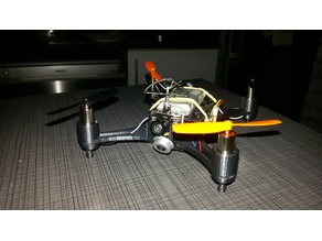 Famous Syma drone conversion to drone racing