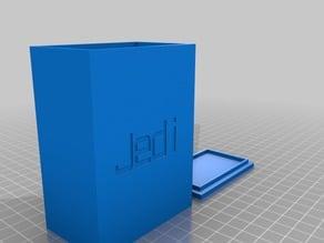 Jedi Box