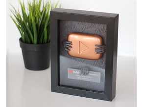 Youtube Plaque