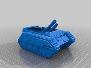 Volt Drake,  Mortar Carrier