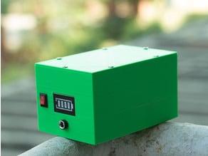 17 Ah 18650 Battery Pack ( 3S5P  )