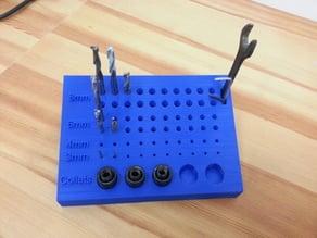 CNC bit/tool holder