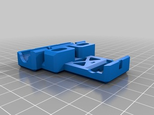 Universal X Carriage for PRUSA i3