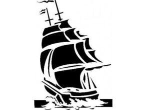 Ship Stencil