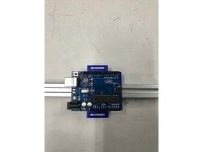 2020 Arduino UNO mounting clip
