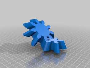 My Customized Bevel Gear Matched Pair Generator
