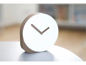 Simple Table Clock