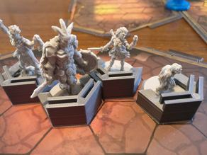 Gloomhaven Character Stand