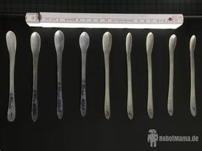 Muscular Dystrophy Flat Spoon