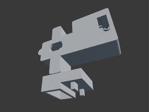 Filament Extruder Detector Interlock for the Lulzbot Mini