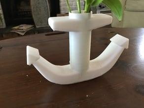 Anchor Vase