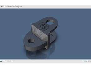 Picosens MTC Garrett Gestänge / Garrett Metalldetektor / Metaldetector