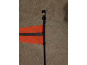 Flag mounts for thing 1993269 Kayak flag and light