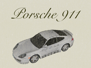 Porsche 911 car for #WeLoveCars collection by whatakuai