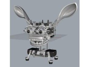 Animatronic Head Full version