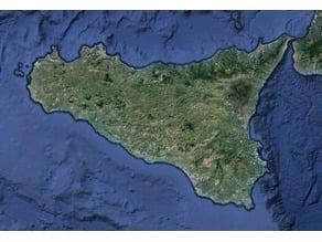 Sicily to print!