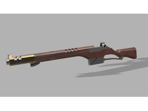 Milner Pattern Laser Rifle