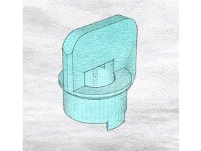 Silhouette Curio/Cameo tool latch