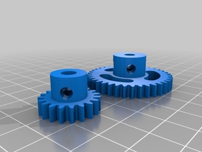Ham Radio Small Magnetic Loop gears