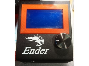 Ender 3 display / LCD frame