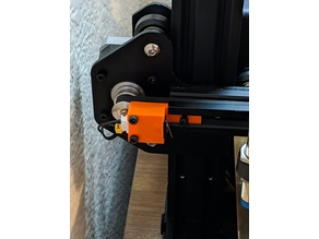 Ender 3 Adjustable X Endstop Limit Switch