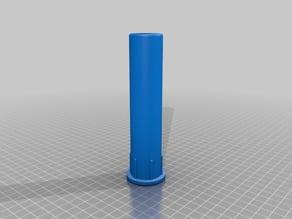 Port tube for speaker cabinet
