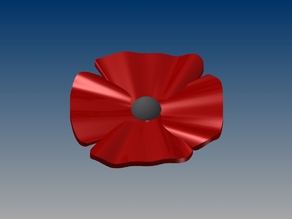 Poppy tribute (thanks to all)