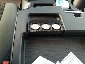 Ram 1500 - All Quarters Change Holder