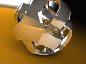 Trilobe logo Sphere
