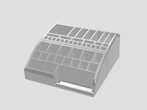 tool- and pen, -cil stand/holder - deskorganizer - simple