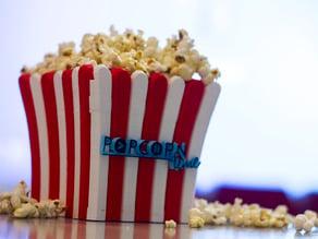 Popcorn time bucket