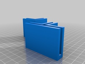 Foam Core bracket (4.95 MM Channel)