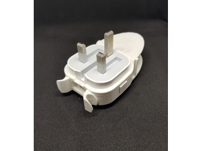 iPad wall charger stand