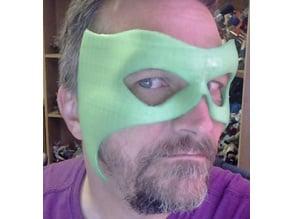 Basic Superhero Mask