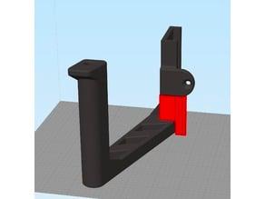 Improved Spool Holder Prusa i3 MK2/MK2S/MK3